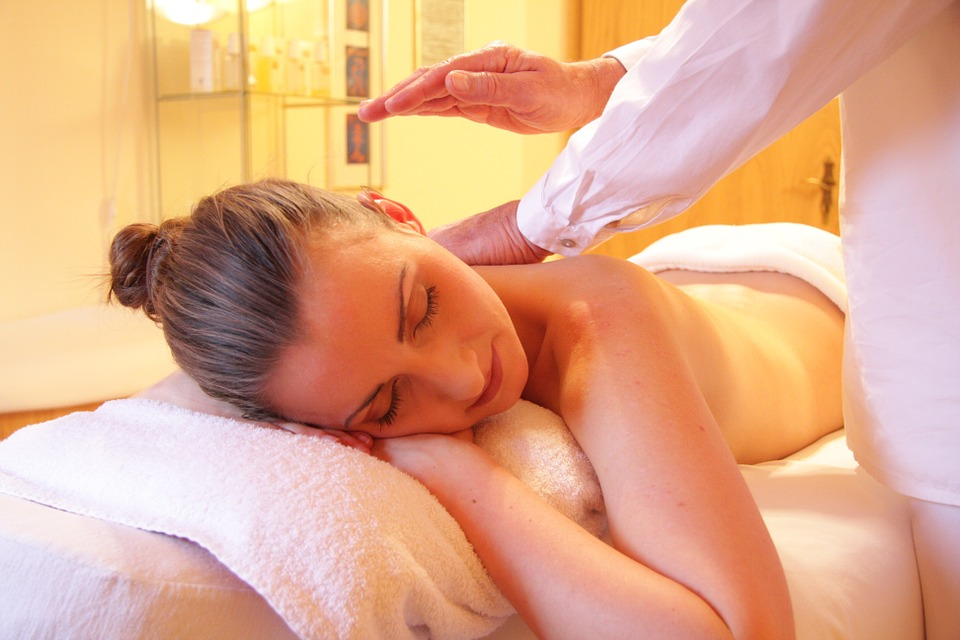 Image of a massage